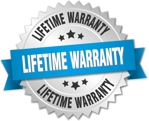 Lifetime body and paint warranty